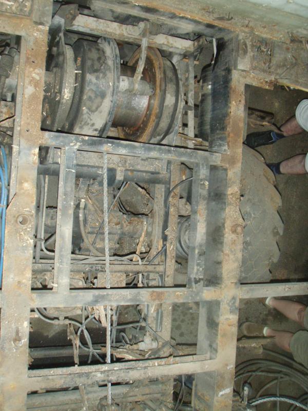 veritable mine d'or d'unimog en Alaska - Page 3 505279d1364500457t-416-doka-restoration-customization-p8150491