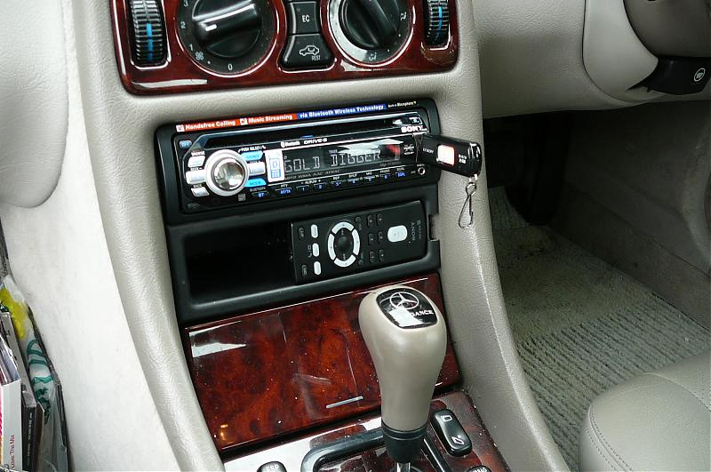 Here's a way of keeping your steering wheel controls with an