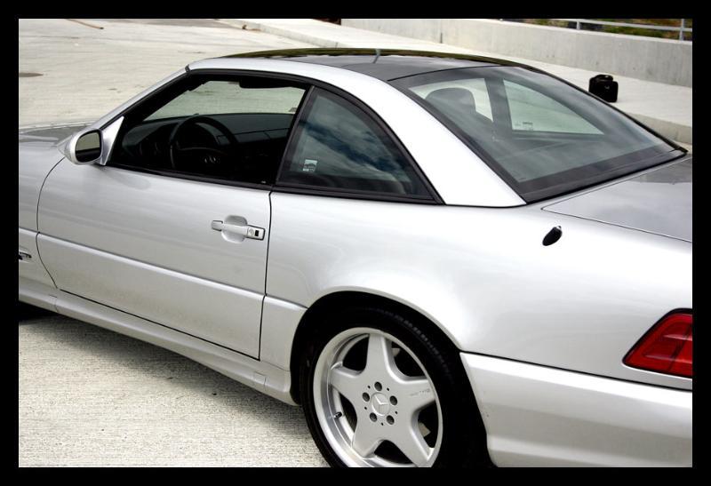 I got one too!! Panoramic Hardtop 99 SL500! Lots of photos - Mercedes-Benz Forum