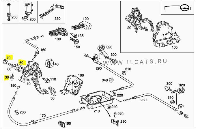 W203 C320 Parking Brake Problem Mercedes Benz Forum