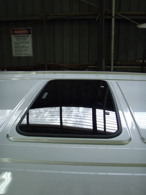 Diy Sunroof In A 639 Vito Mercedes Benz Forum