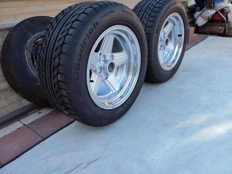 Toyo Proxes R888 >> VWVortex.com - 16x9.5 Tire selection, 255/50 245?