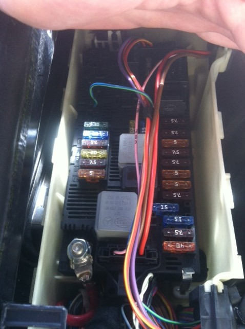 HELP  Airmatic pressor    fuse    and relay     Mercedes   Benz Forum