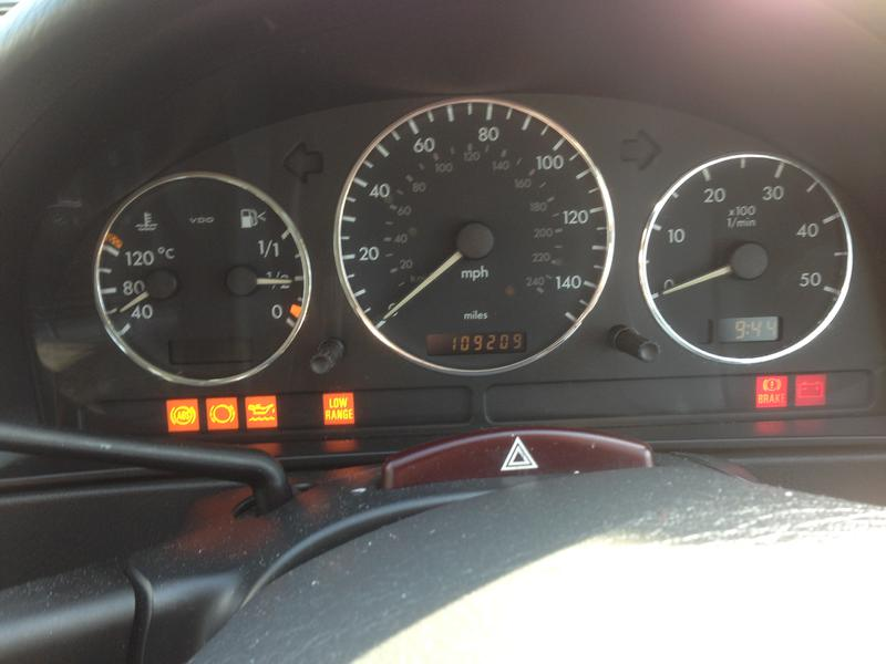 W163 270 Cdi Ml Inspiration 2003 Auto Page 2 Mercedes