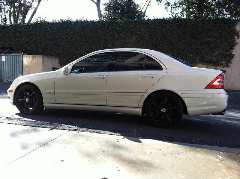 06 C230 Sport For Sale