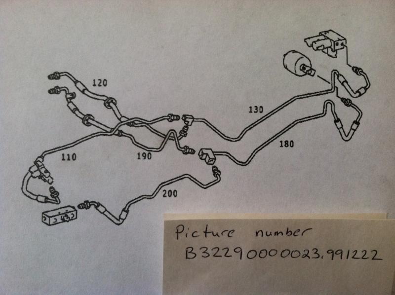 ABC fluid leaked out! 2001 S600 - Mercedes-Benz Forum