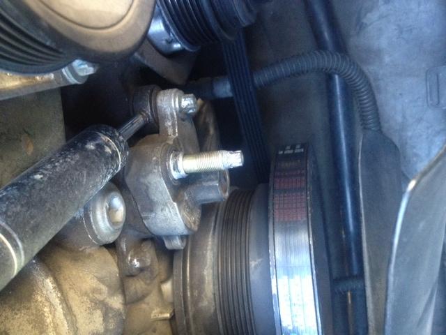 Mercedes Benz Of Knoxville >> 2000 W202 C230 Kompressor Belt Tensioner DIY - Mercedes ...