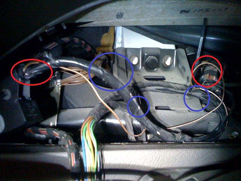1996 W202   Hard Start And Instrument Panel Issue