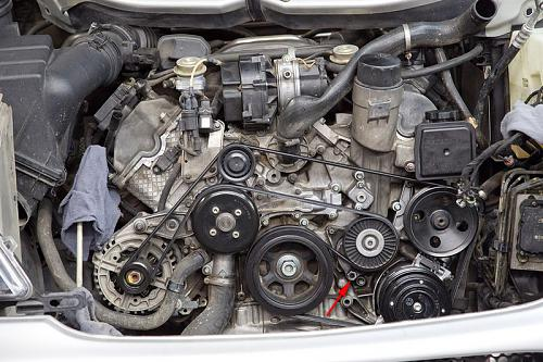 Water Pump Location On A 2000 Ml320 as well 2000 F250 Door Lock Relay Location also Bmw Dsc Sensor Location together with 99 Ml Fuse Box furthermore Acura Tl Engine Alternator Diagrams. on mercedes ml320 power steering diagram