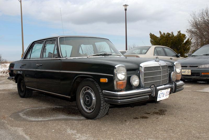 1973 280 Sedan