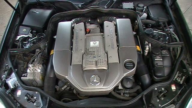 E55 Amg Engine Block Mercedes Benz Forum