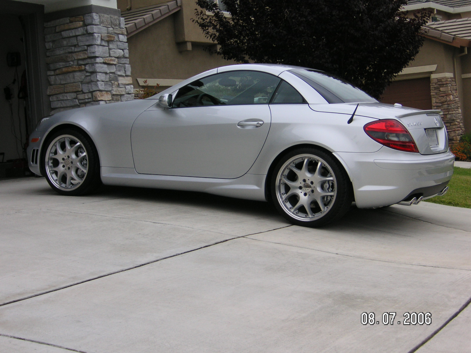 Mercedes Benz Slk Class Slk  Amg