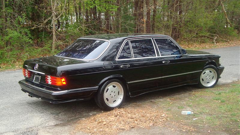 More Pics Of The Amg 420 Sel Mercedes Benz Forum