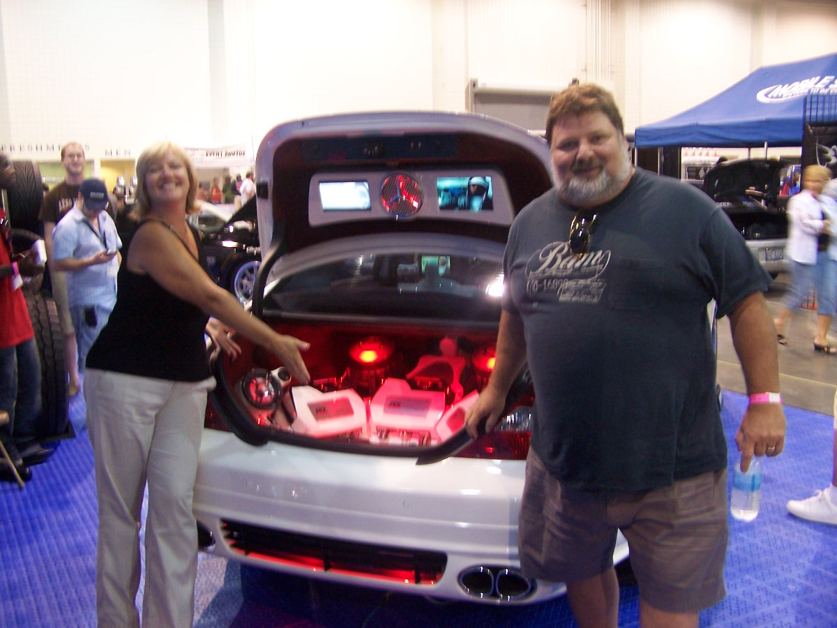 Funkmasterflex Car Show Myrtle Beach MercedesBenz Forum - Myrtle beach car show
