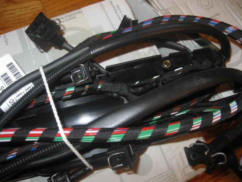 1995 S600 Main Wiring Harness | Mercedes-Benz ForumBenzWorld.org
