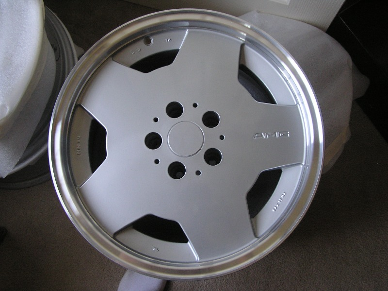 Looking For Aero1 Amg Rim Page 2 Mercedes Benz Forum