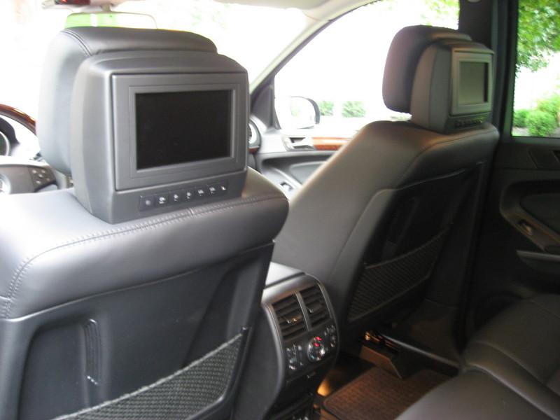 Rear Seat Entertainment System - Mercedes-Benz Forum