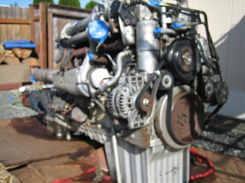 Project Engine MB OM906LA / Allison 6spd Auto- Tranny & Hydro Pto. - Mercedes-Benz Forum