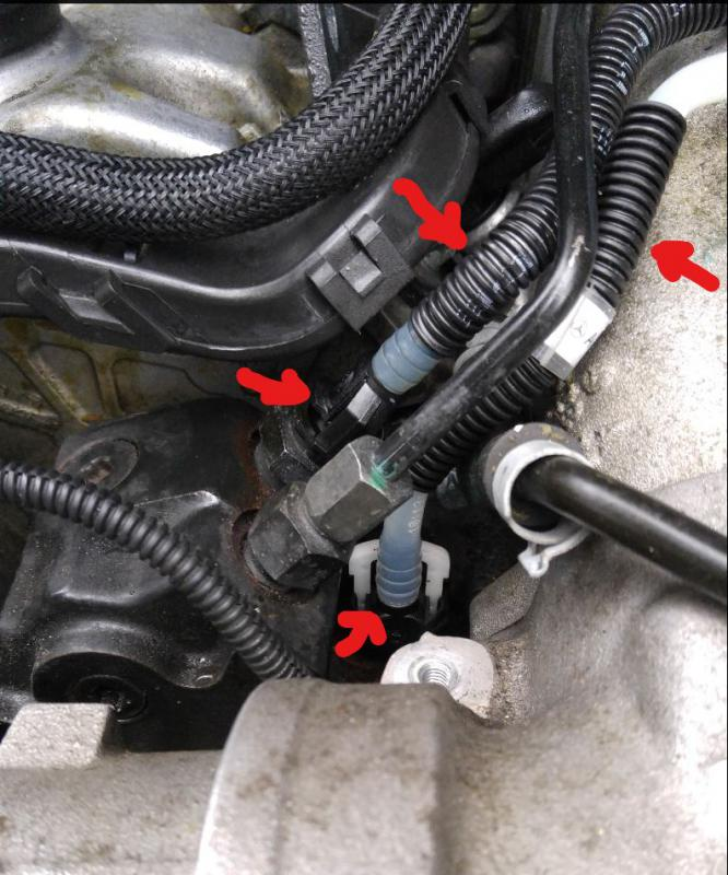 Cdi engine: EPC error: engine dies: Help! - Page 3 - Mercedes-Benz Forum