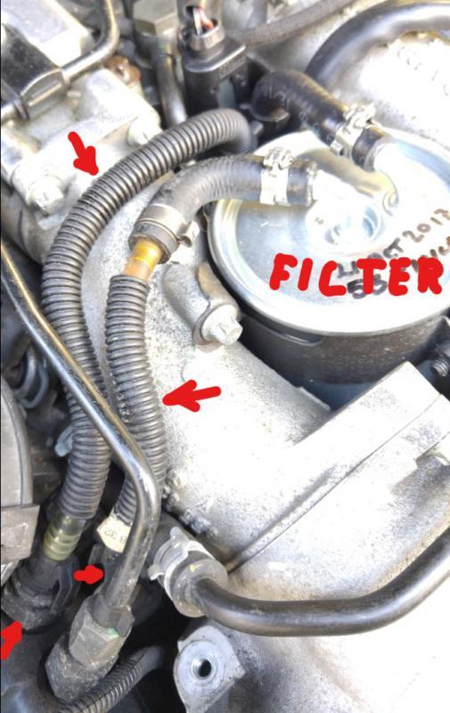 Cdi engine: EPC error: engine dies: Help! - Page 3 - Mercedes-Benz Forum