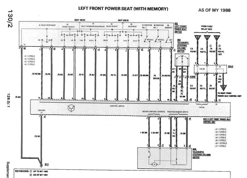 Power seat problem | Mercedes-Benz ForumBenzWorld