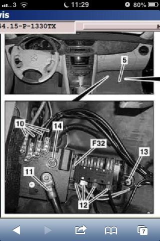 W219 All fuse and relay ignments   Mercedes-Benz Forum W Pre Fuse Box on w123 fuse box, w124 fuse box, w126 fuse box,