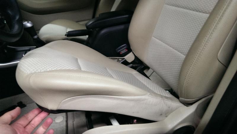 D B Class W Seat Cover Changing Presvlaka