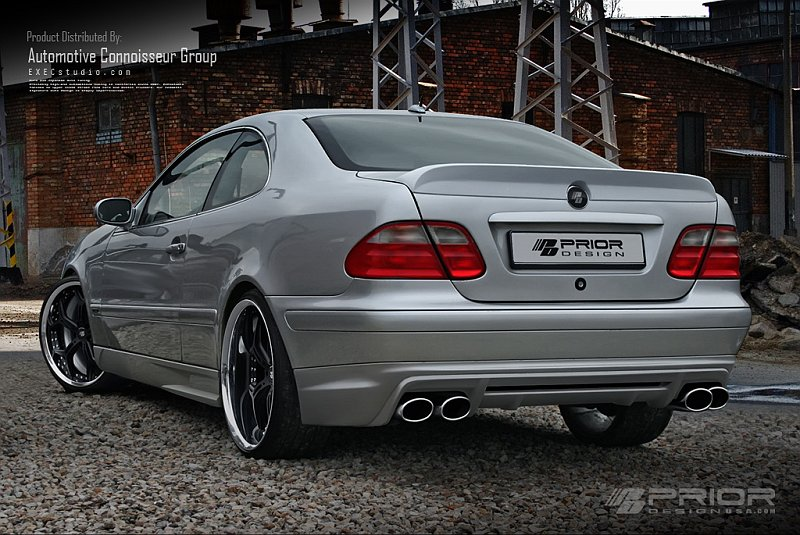 Mercedes CLK 430 Body Kit