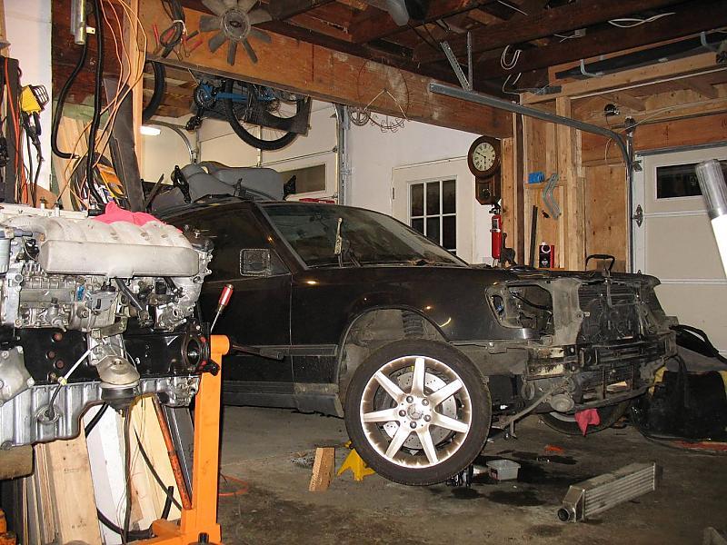 Performance Upgrade on M104 Engine? - Page 4 - Mercedes-Benz Forum