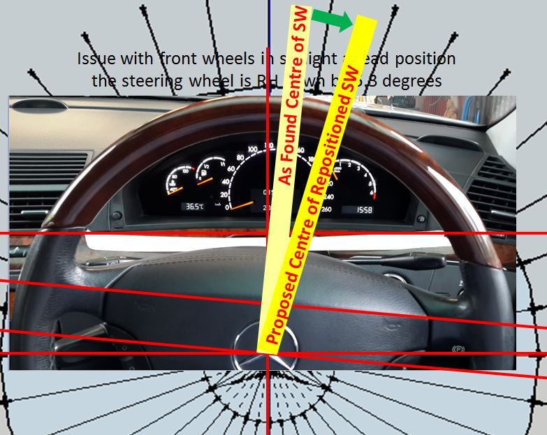 How Much Is A Wheel Alignment >> Wheel Alignment Question - Mercedes-Benz Forum