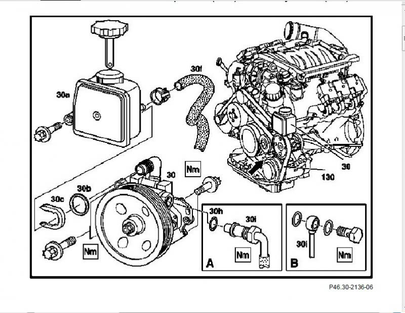 Mercedes E420 Engine Diagram