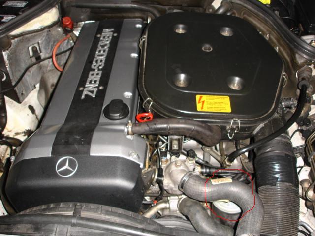 M104 Engine - Cam cover colour - Mercedes-Benz Forum