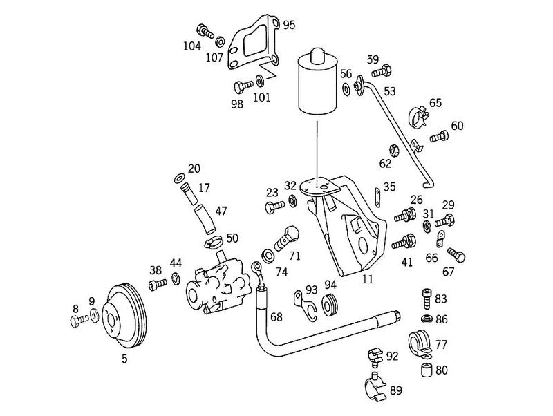 Mercedes Benz 190e Wiring Diagram
