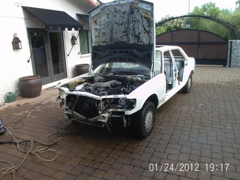 New Project: om606 into w126 LWB - Page 2 - Mercedes-Benz Forum