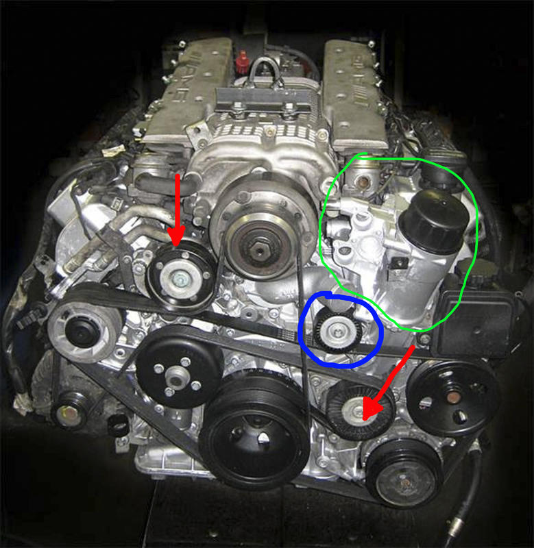 2003 s55 coolant loss more info mercedes benz forum for Mercedes benz s550 oil change