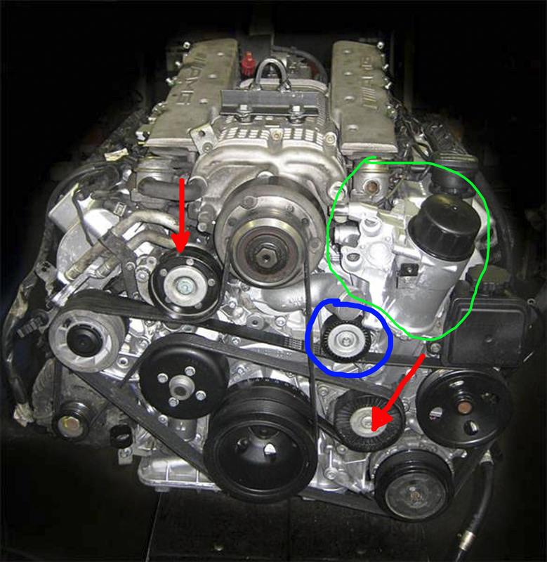 2003 S55 Coolant loss More info - Mercedes-Benz Forum