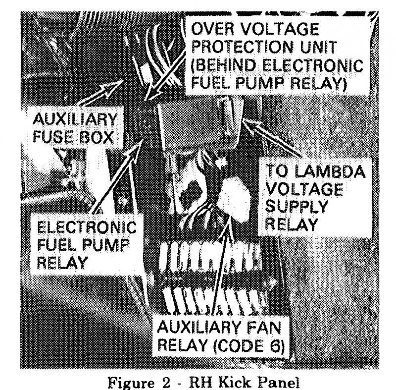 450sel fuel pump relay - Mercedes-Benz Forum