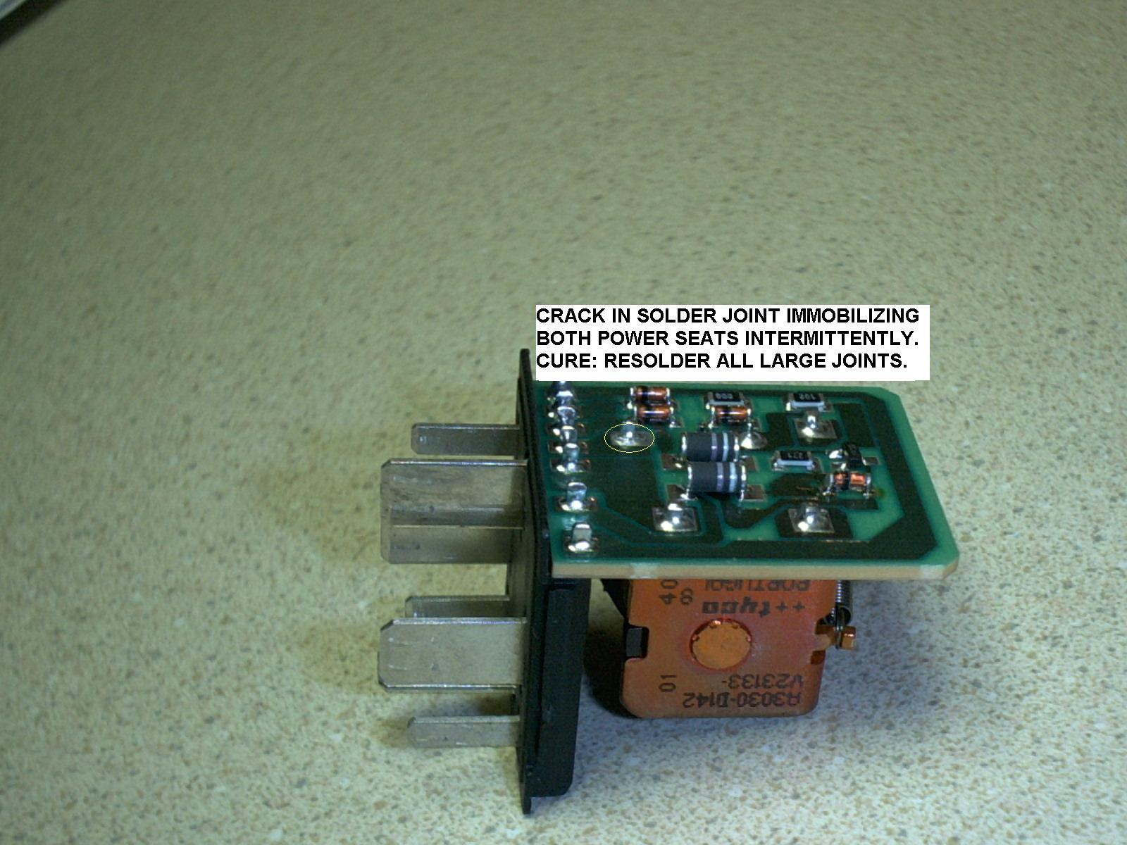 Power Seats Stuck Relay Problem Mercedes Benz Forum 2000 Clk430 Fuse Diagram Click Image For Larger Version Name Pwrseatrelay4 Views 5595 Size 2079