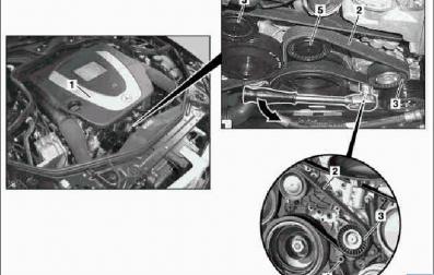 C230 timing belt water pump mercedes benz forum for Mercedes benz timing belt