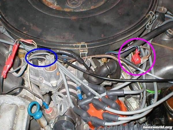Need 450sl Engine Wiring Diagram