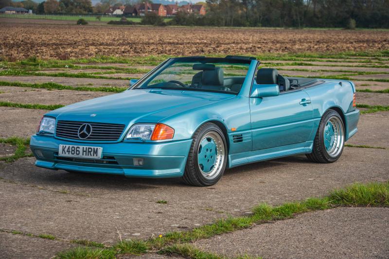 Sl500 AMG 6 0 found for sale - Mercedes-Benz Forum