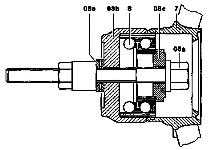need diagram for front hub assembly mercedes benz forum rh benzworld org trailer wheel bearing hub assembly diagram rear wheel hub assembly diagram