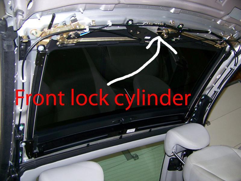 Sl 500 R230 Vario Roof Creaks Leaks Slow Mercedes Benz Forum