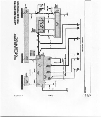 Wiring Diagram 1987 Mercedes Benz 420sel - Wiring Diagram Img on