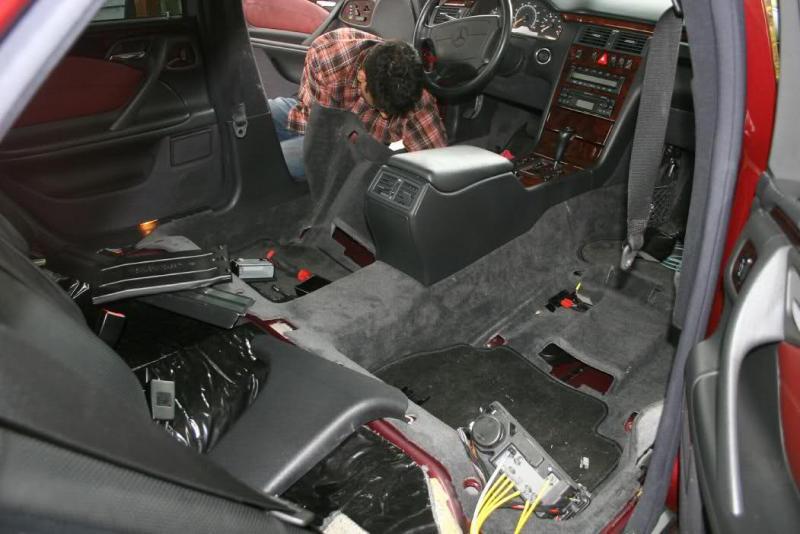 Seat Heater Repair Mercedes Benz Forum