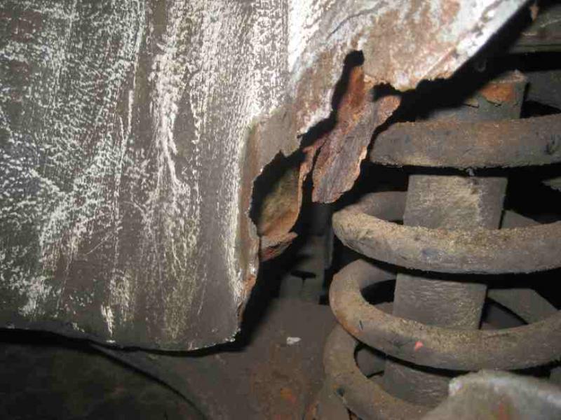Brake Repair Near Me >> Advice on Rust Issues - Mercedes-Benz Forum