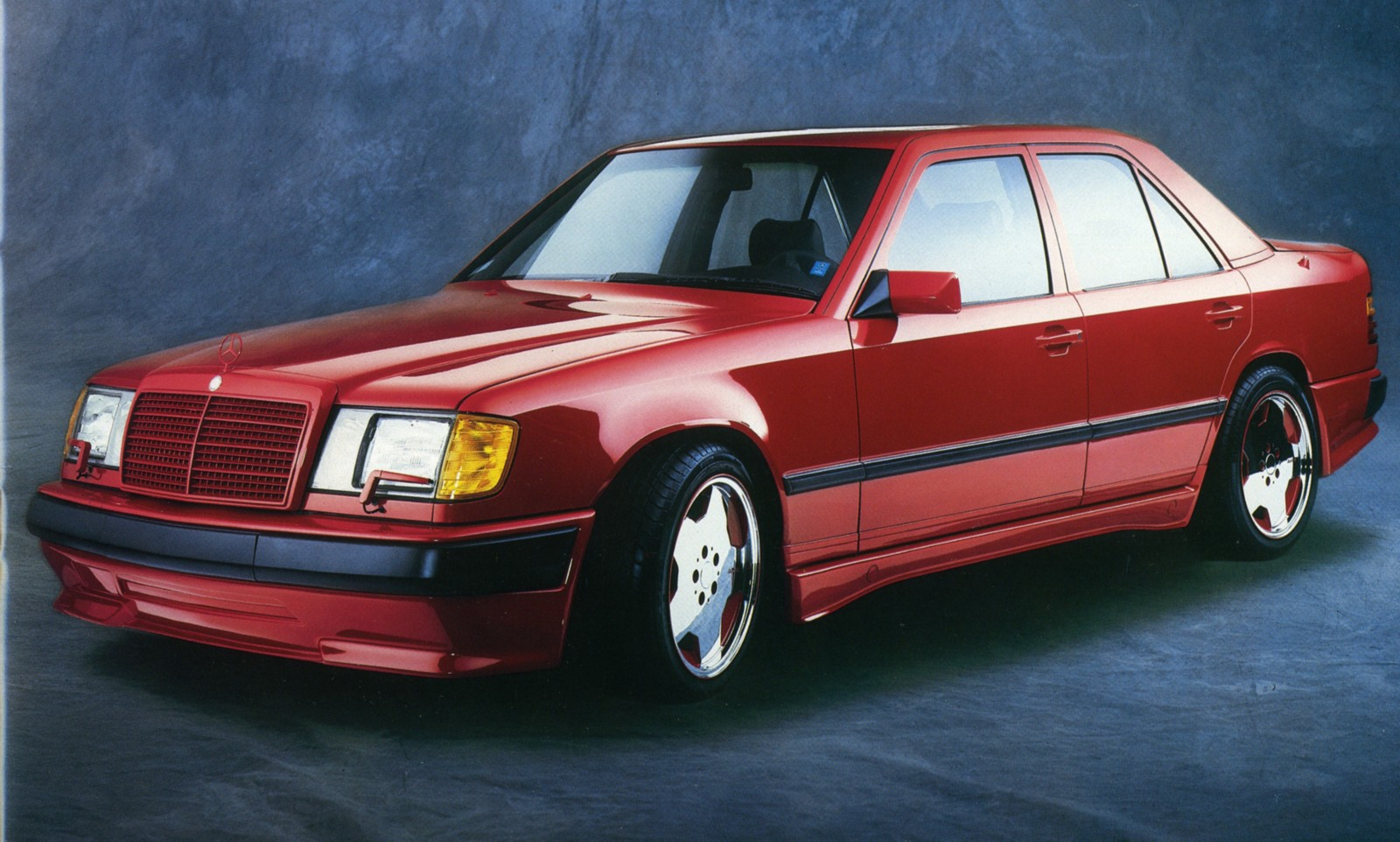 AMG Hammer: w124 only, never w126 - Mercedes-Benz Forum