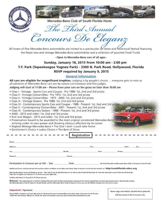 Invasion Car Show  Registration
