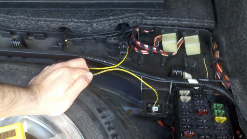 1995 C220 Fuel Pump Relay How To Fix It Mercedes Benz Forum