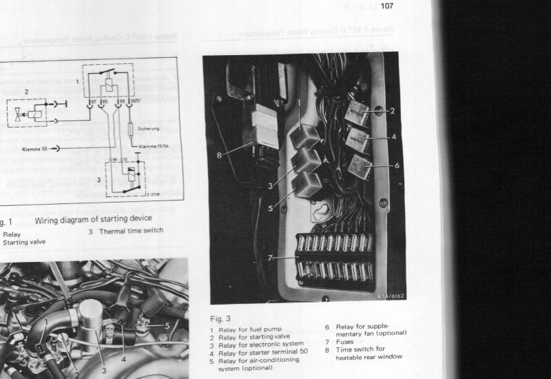 382569d1308689153 78 450sl relay diagram relays do relays 107 78' 450sl relay diagram (which relays do what)? mercedes benz 1978 mercedes 450sl fuse box cover at highcare.asia